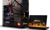 Origin presenta un Desktop Pc e un Portatile