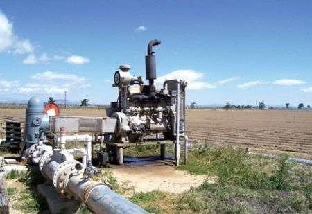 SMS azionano irrigazione di campi in India