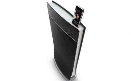 iPod Dock Regen ReVerb a energia solare