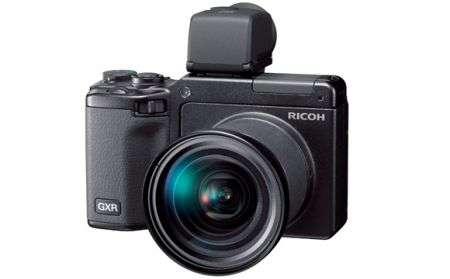 Ricoh GXR: la fotocamera digitale modulare