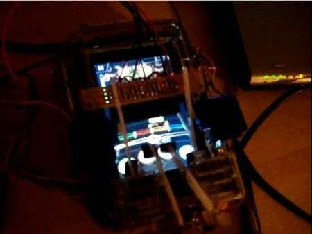 Robot campione di Rock Band su iPhone