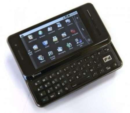 Saygus VPhone V1 con Android