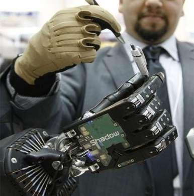 ShadowRobot: una mano robotica pazzesca