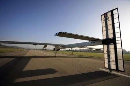 Solar Impulse pronto al volo
