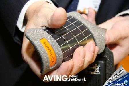 SolarStrap caricabatterie da outdoor