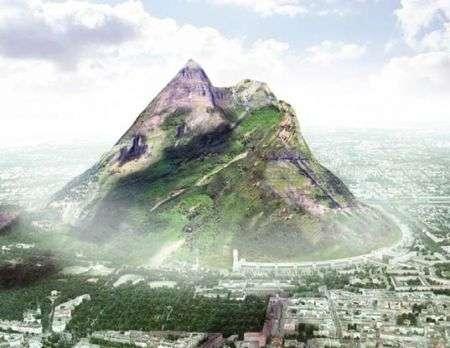 The Berg: la montagna artificiale di Berlino