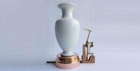 Il vaso si rompe all'ora X