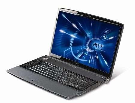 Acer Aspire 8942 a Gennaio