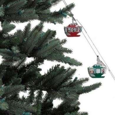 Mini Funivia per Albero di Natale