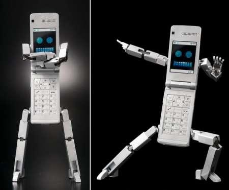 Bandai Phone Braver 7: cellulare robottino simpatico