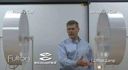 eCoupled: trasferimento energia senza fili