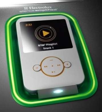 Electrolux Silence Amplified: pulizia e musica