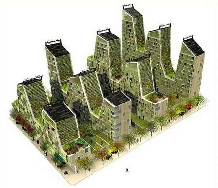 Comunità eco-sostenibile a Dallas