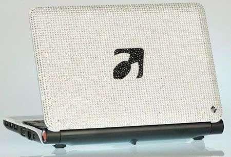 Netbook SmartBook Zenide GC CRYSTAL sbrilluccicoso