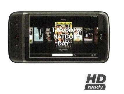 HTC Bravo: Android e potenza