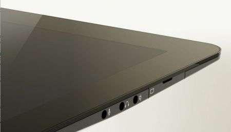 JooJoo ex Crunchpad tablet capacitivo