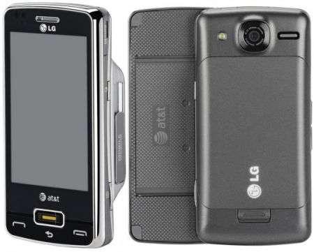LG eXpo con proiettore staccabile