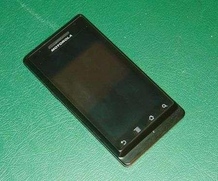 Motorola Milestone: impressioni a caldo