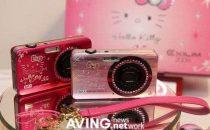 Nuova fotocamera Hello Kitty Casio