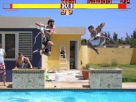 Street Fighter nella realtà