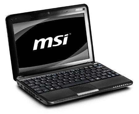 Netbook MSI Wind U130 e U135