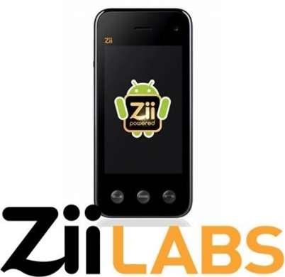 Zii TRINITY smartphone 4G Android-Plaszma