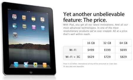 Apple iPad: pro e contro, funzionerà?
