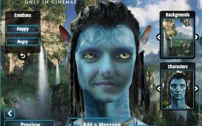 Avatarize Yourself: trasforma la tua foto in un personaggio di Avatar