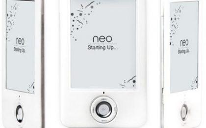 eReader BeBook Neo con Wifi e touchscreen