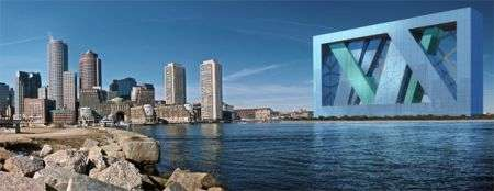 BOA: quartiere-città galleggiante a Boston