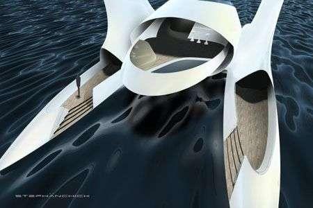 Enso: catamarano ecologico