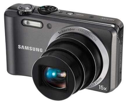 Fotocamere Samsung SL630, HZ35W e HZ30W