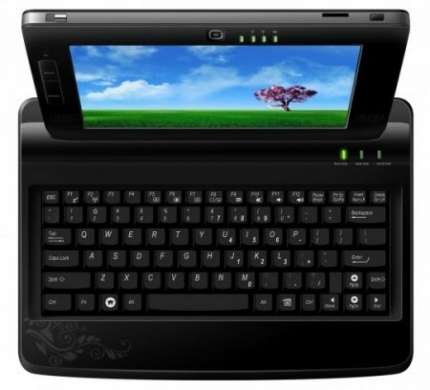 Freescale Smartbook Tablet con Docking QWERTY