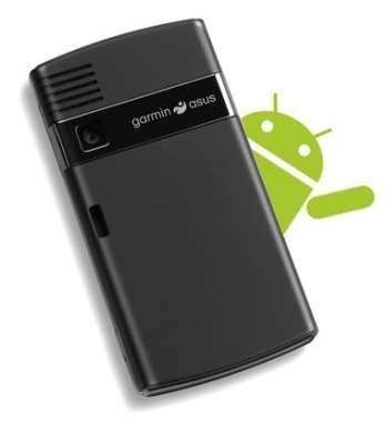 Garmin Asus con Android al MWC 2010?