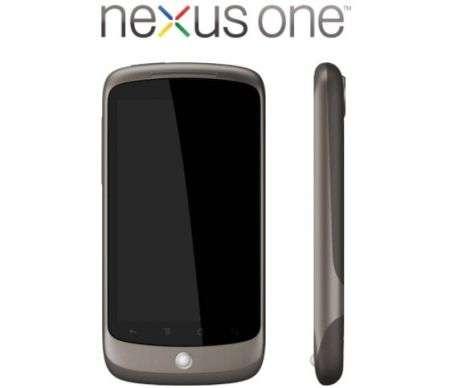 Nexus One è ufficiale il googlefonino