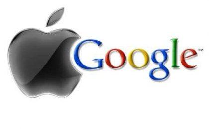 Google vs Apple 2-0: gol di Android e Chrome