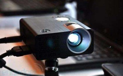 HP Notebook Projection Companion: proiettore tascabile