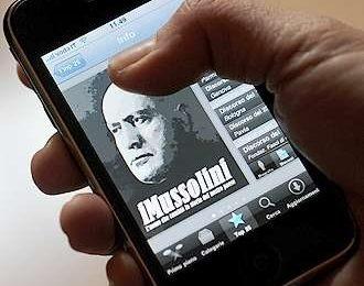 iMussolini iPhone: boom di download per l'applicazione della vergogna
