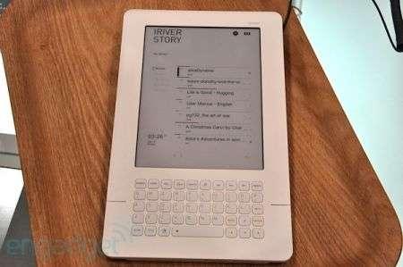Lettore e-Book iRiver Story