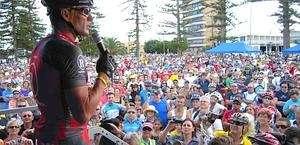 Armstrong raduna 5000 ciclisti su Twitter