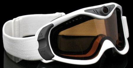 Maschera snowboard con fotocamera Liquid Image