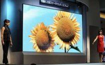 TV OLED Mitsubishi da 149 pollici!