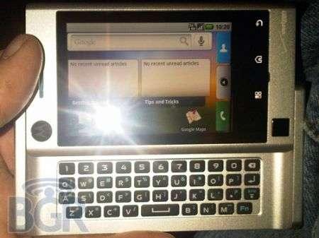 Motorola Calgary / Droid Devour