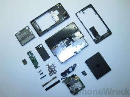 Motorola Droid: produrlo costa 187.75$