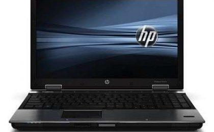 Notebook HP: al CES 2010 Core i7 e USB 3.0!