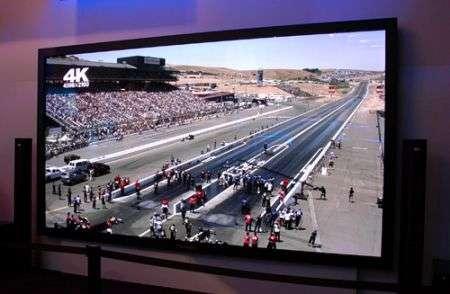 Panasonic 3DTV Plasma abnorme a 152″