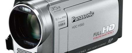 Nuove videocamere Panasonic HD