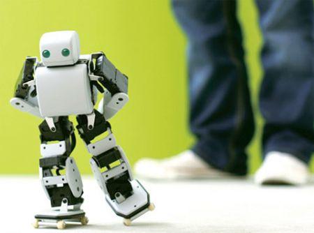 plen android robot