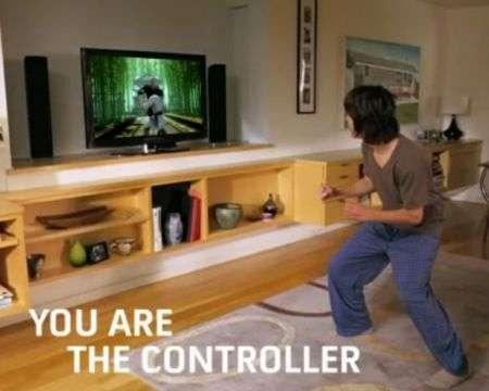 Nintendo aveva bocciato Project Natal