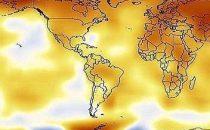 NASA: Anni 00, i più caldi della storia